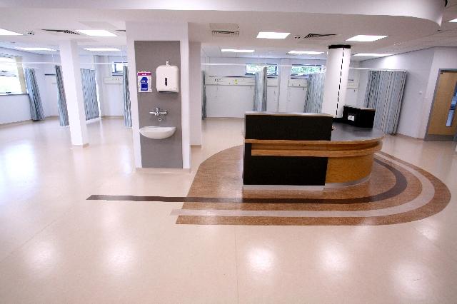 Laboratories Vinyl Tile Installation Vinyl Flooring In Dubai