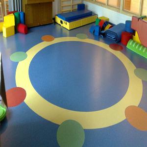 Vinyl Flooring For Schools