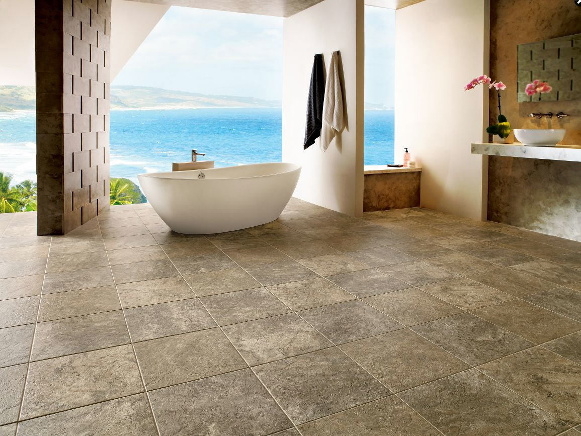 Bathroom Vinyl Tile, Best Vinyl Floor Tiles, Vinyl