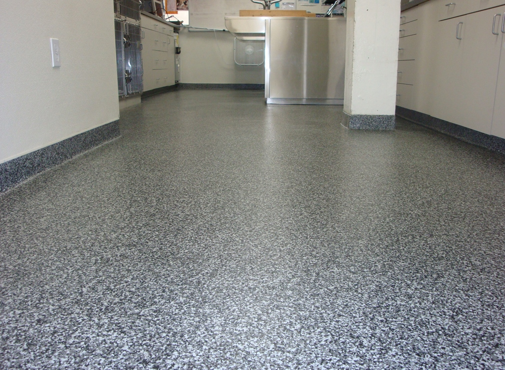 Commercial Kitchen Sheet Vinyl Flooring