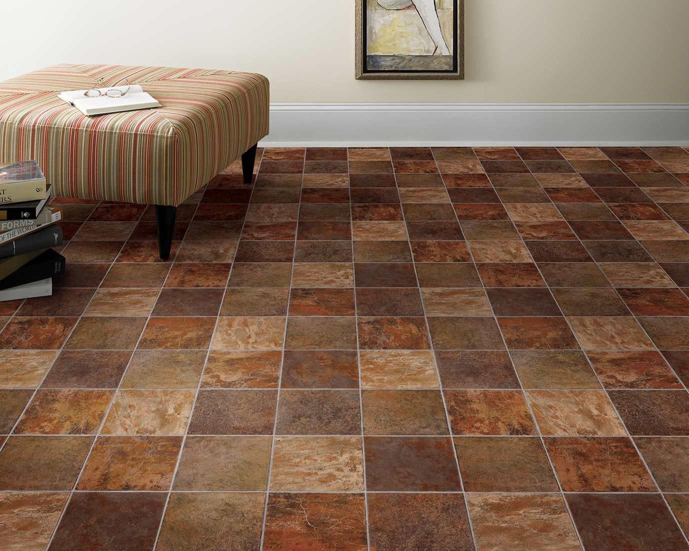 Flooring vinyl rolls linoleum flooring best price vinyl for Vinyl tile over linoleum