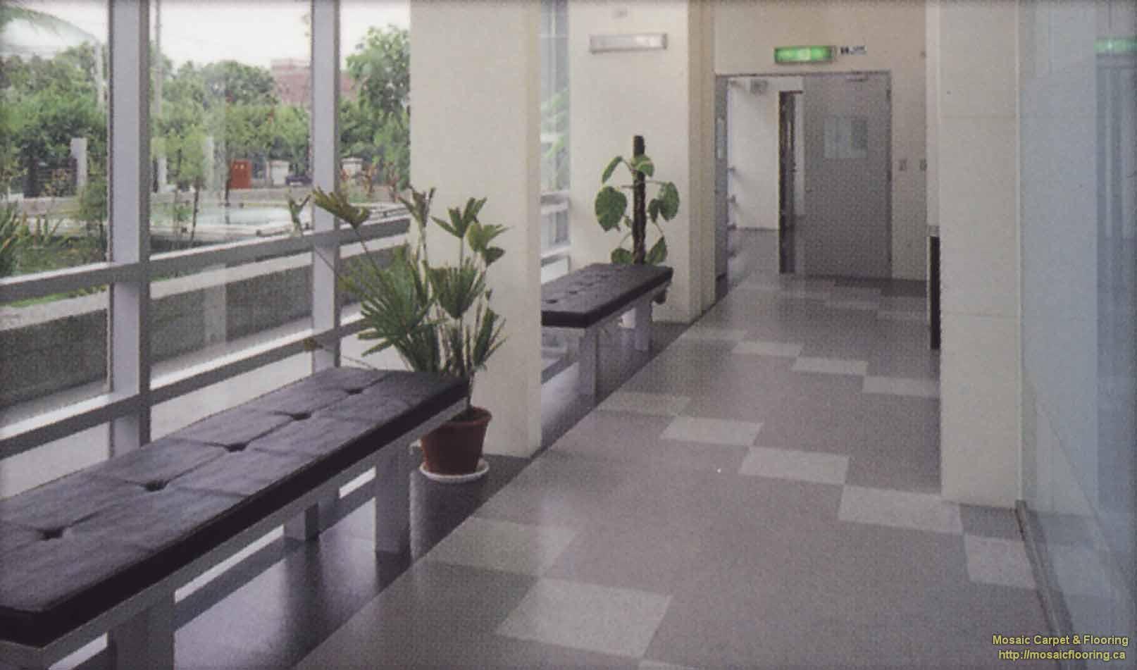 Resilient flooring vinyl flooring in abu dhabi for Resilient flooring