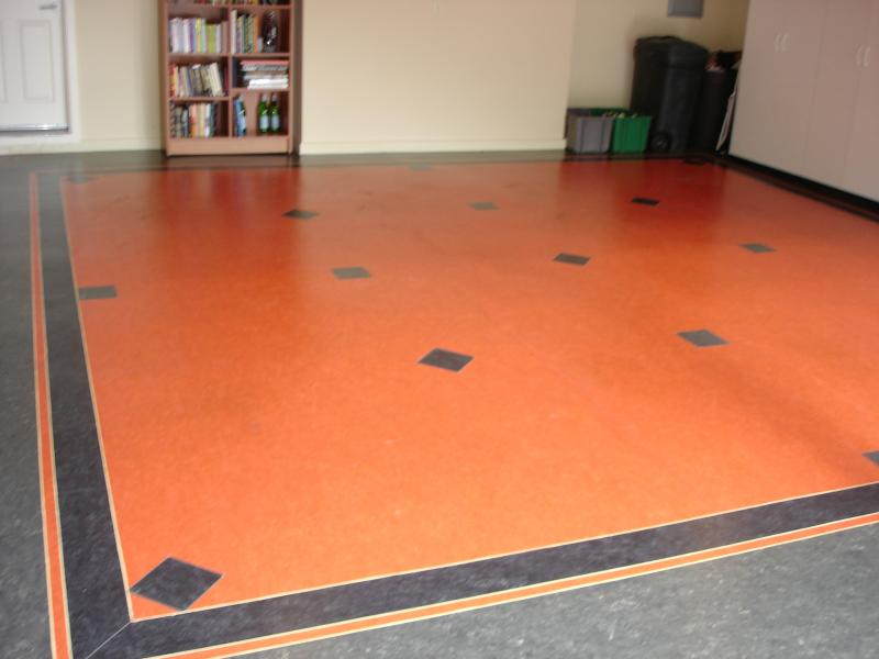 Sheet Vinyl Kitchen Flooring